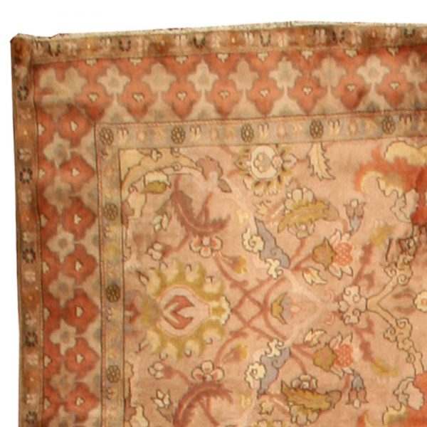 Antique Indian Carpet BB0707