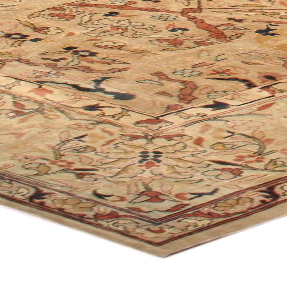 Vintage Indian Carpet BB4141
