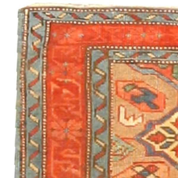 Antique Kuba Rug BB4754