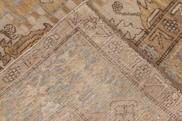 Antique Persian Heriz Carpet BB3427