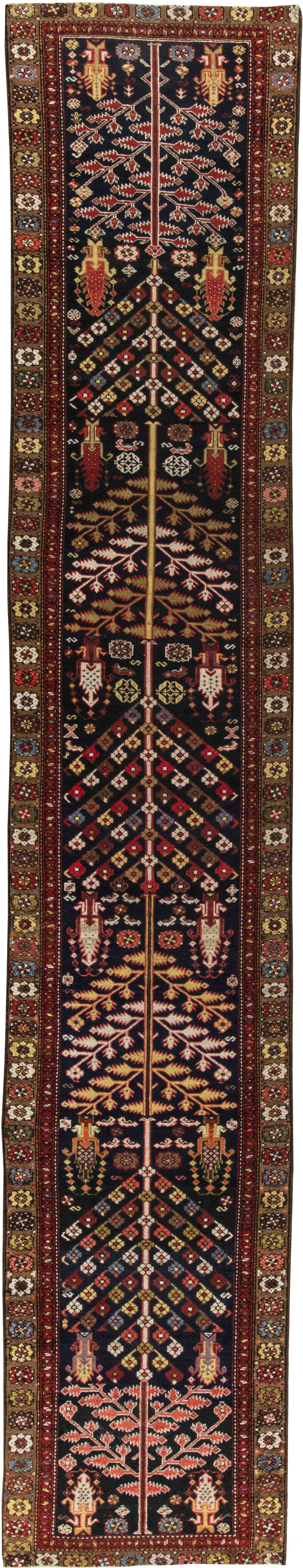 Antique Persian Bakshaish runner BB3162