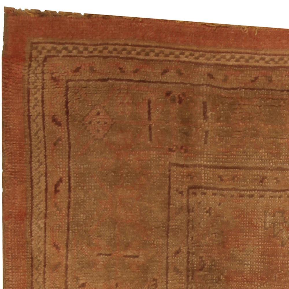 Antique Oushak Rug BB5198