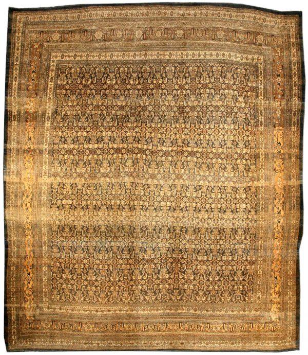 Antique Bibikabad Rug BB3859