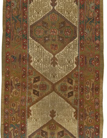 Antique Persian Hamadan Carpet BB3768