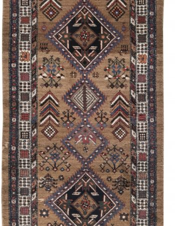 Antique Persian Hamadan runner BB3258