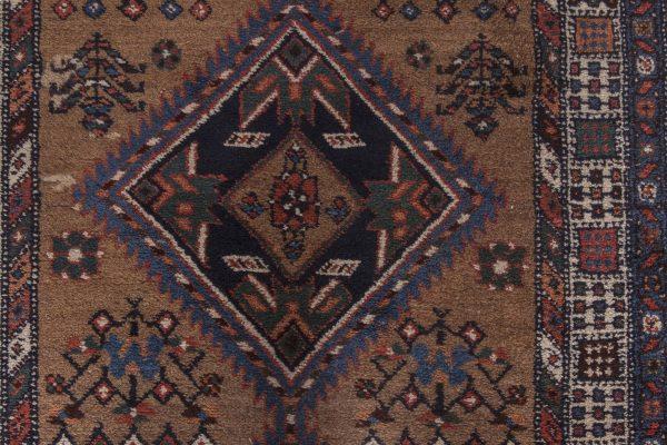 Antique Persian Hamadan runner BB3258