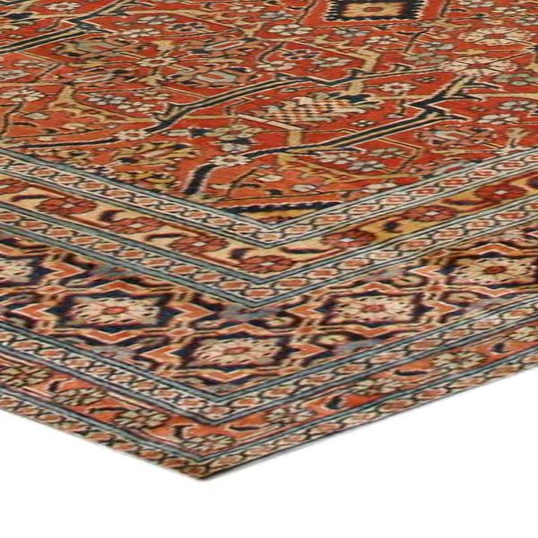 Antique Joshagan Carpet BB3938