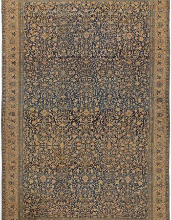 Vintage Persian Kashan Rug BB4304