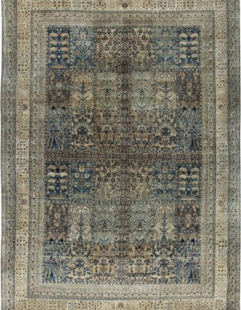 Antique Persian Kirman Rug BB6407