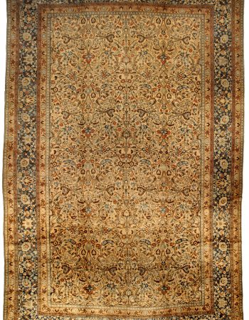 Antique Persian Khorassan Teppich BB0568