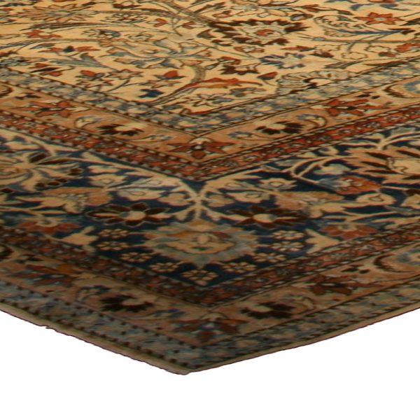 Antique Persian Khorassan Teppich BB0568