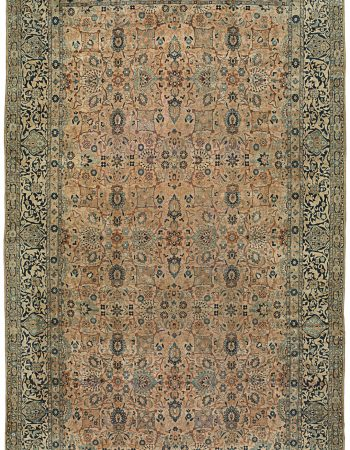 Antique Persian Kirman Carpet BB0071