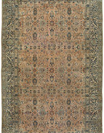 Antique Persian Kirman Tapete BB0071