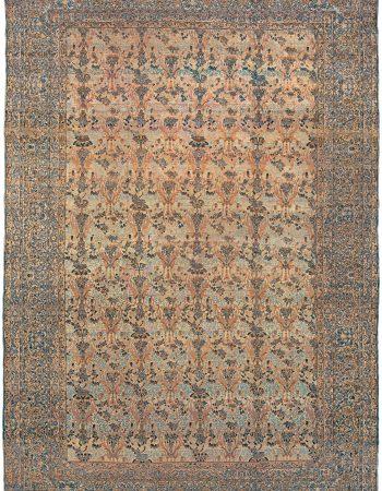 Vintage Perser Kirman Teppich BB0122