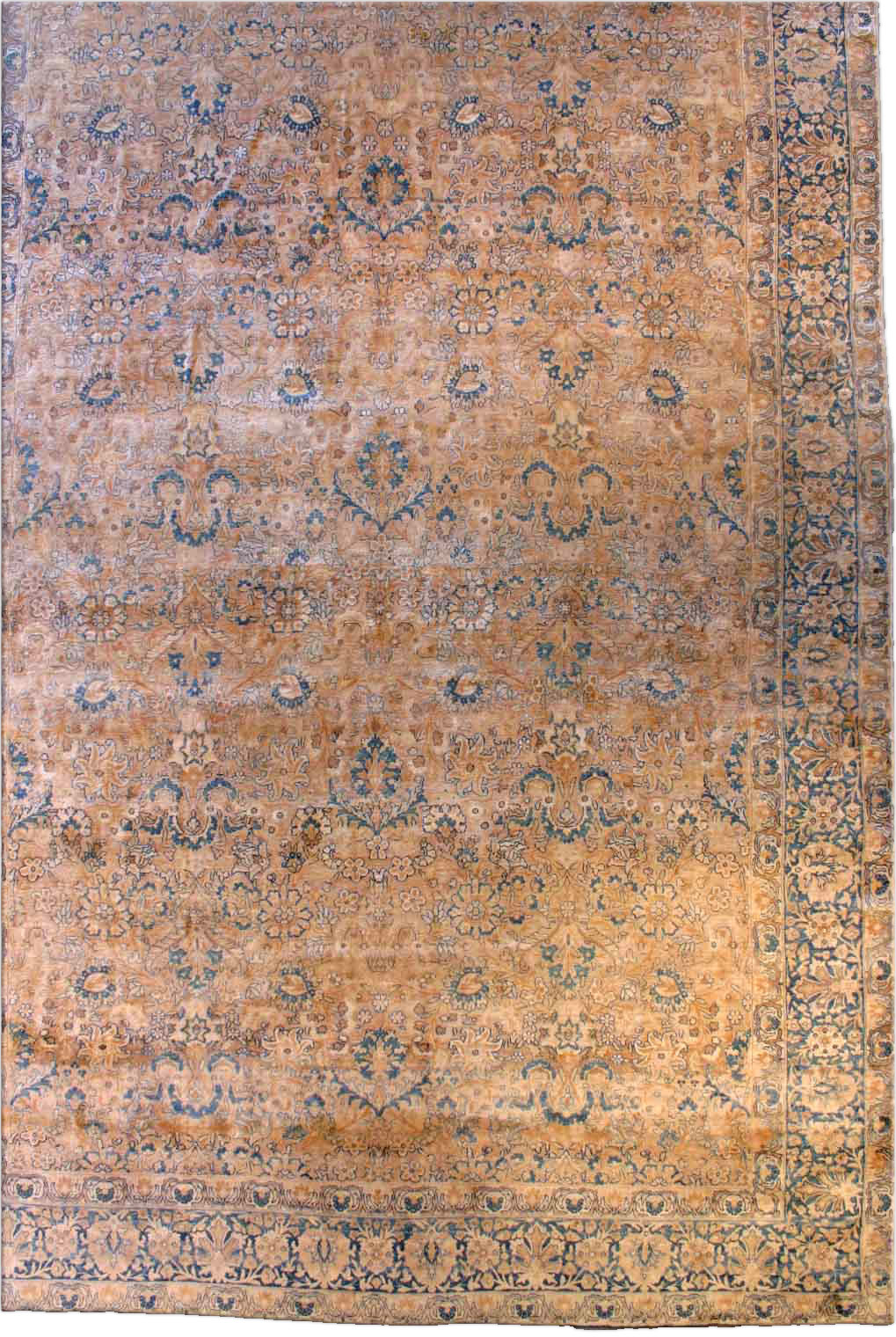 Persian Kirman Rug BB2800
