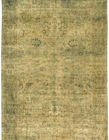Antique Persian Kirman Carpet BB3369