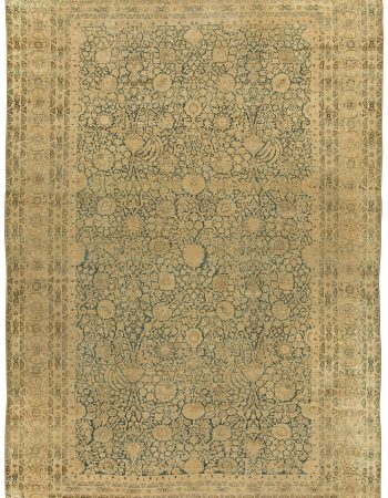 Antike Perser Kirman Teppich BB3502
