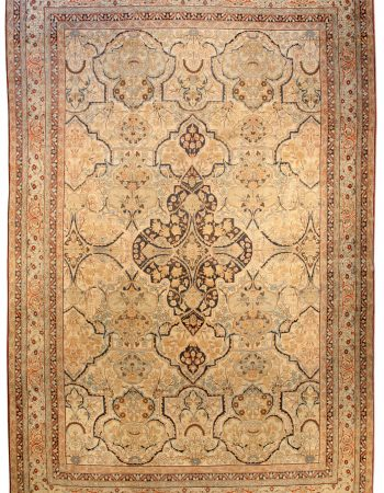 Antique Persian Kirman Carpet BB3976