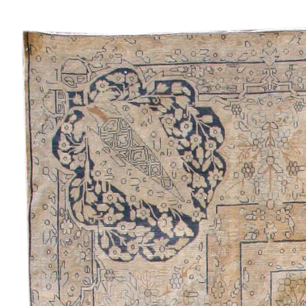 Antique Persian Kirman Rug BB4002