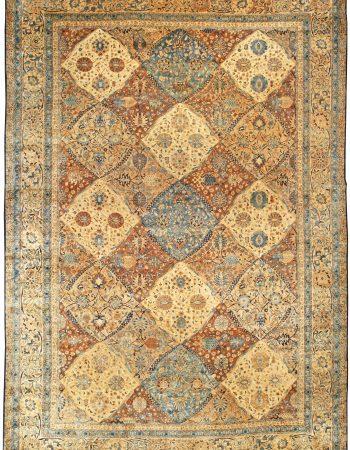 Antique Persian Kirman Rug BB4335