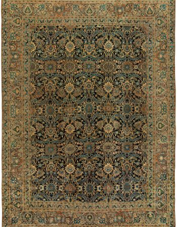 Antique Persian Kirman Carpet BB1835