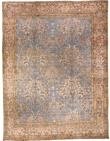 Antique Persian Kirman Carpet BB2242
