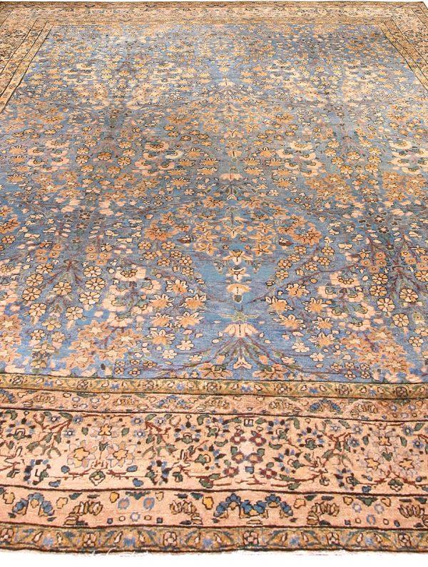 Vintage Persian Kirman Carpet BB2242