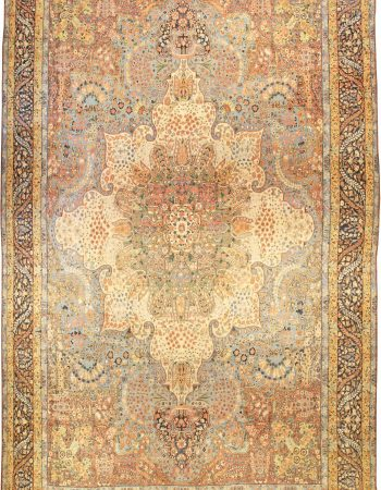 Antique Persian Kirman Rug BB4419