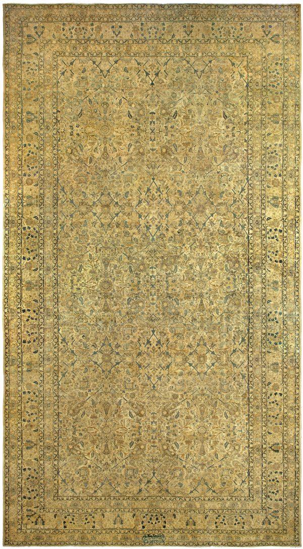 Antique Persian Kirman BB5223