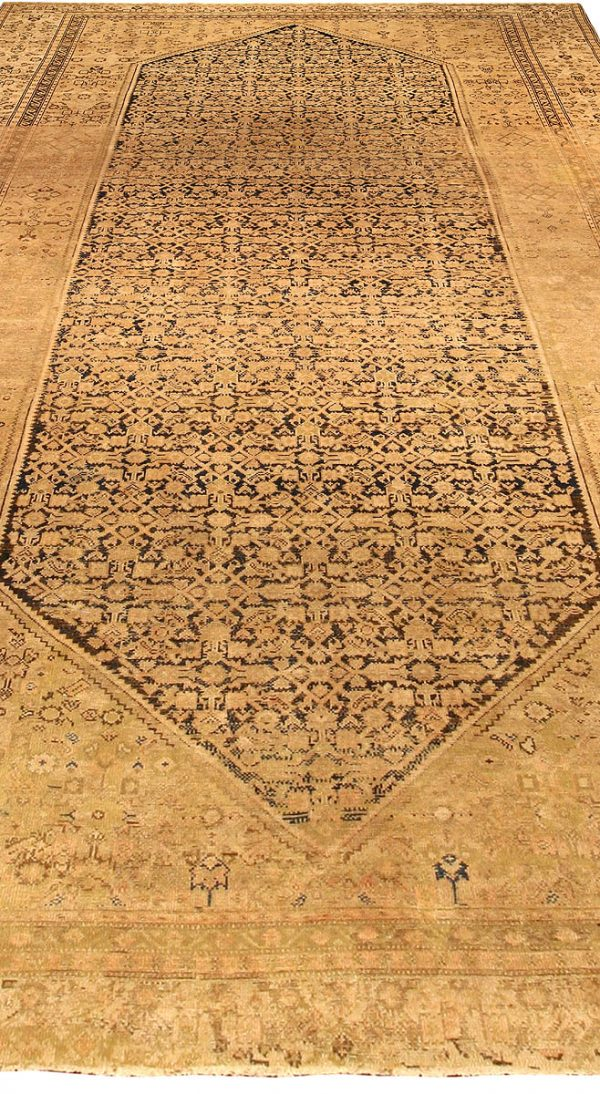 Vintage Persian Malayer Rug BB4320