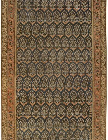 Antique Persian Malayer Rug BB6027