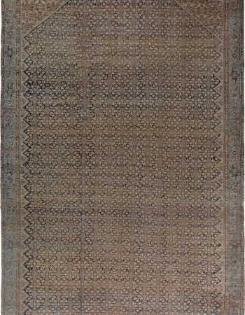 Antique Persian Malayer gallery Carpet BB4473