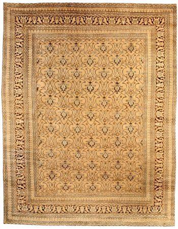 Vintage Persian Meshad Teppich BB3853