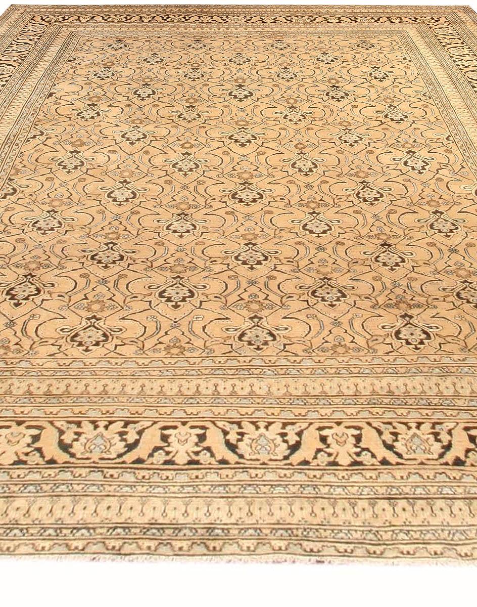 Vintage Persian Meshad Rug BB3853