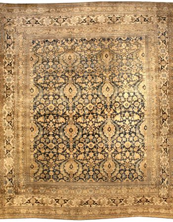 Antique Persian Meshad Tapete BB3951