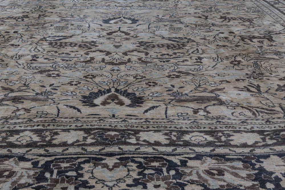 Antique Persian Meshad Rug BB2528