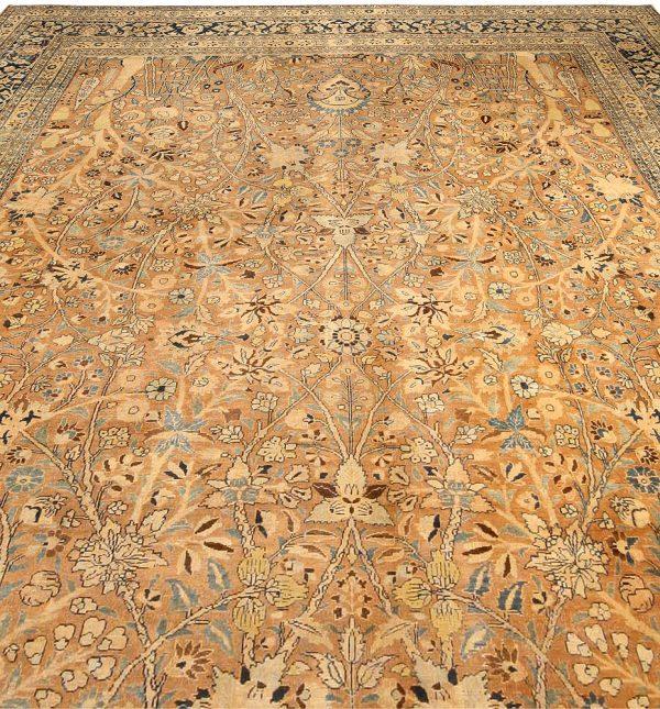 Antique Persian Meshad Carpet BB4140