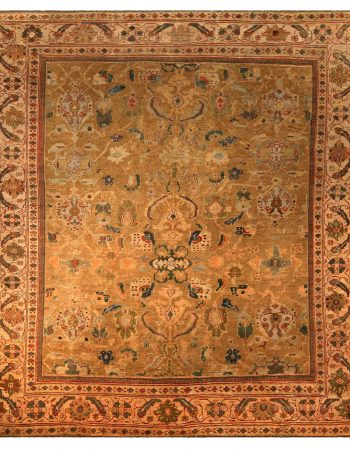 Antique Persian Sultanabad Rug BB4057
