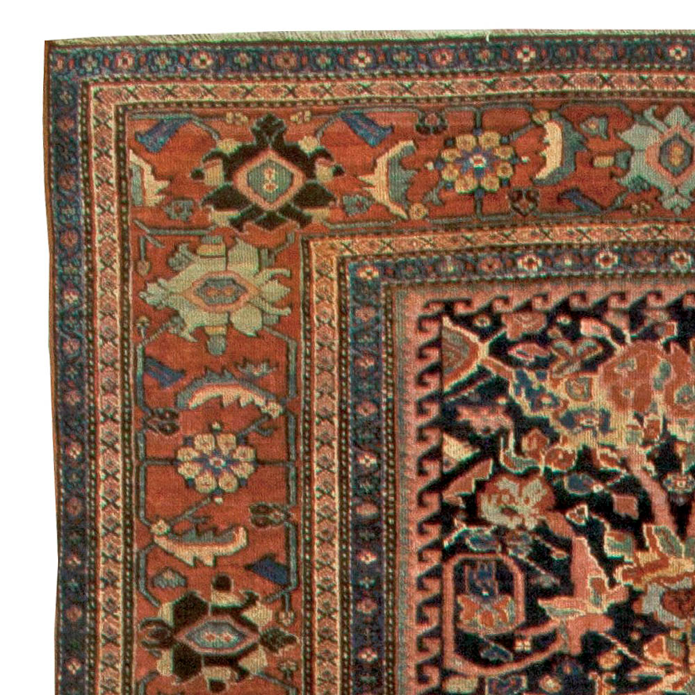 Antique Persian Sultanabad Rug BB5933