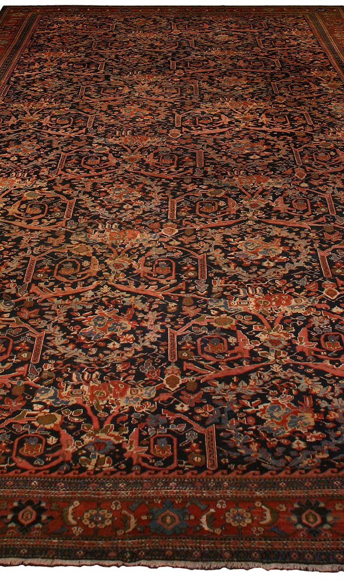 Persian Sultanabad Carpet BB0581