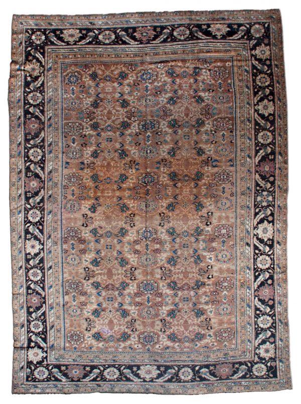 Vintage Persisch Sultanabad Teppich BB0849