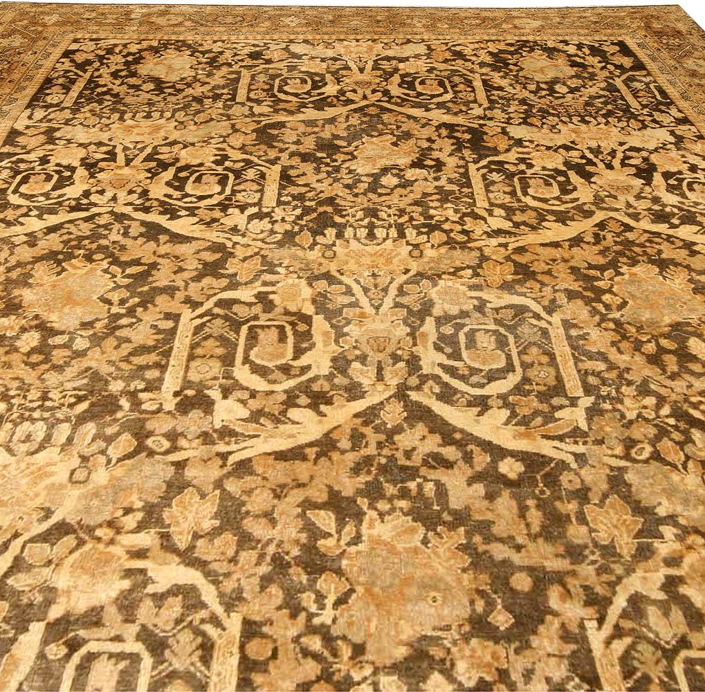 Antique Persian Sultanabad Carpet BB3743