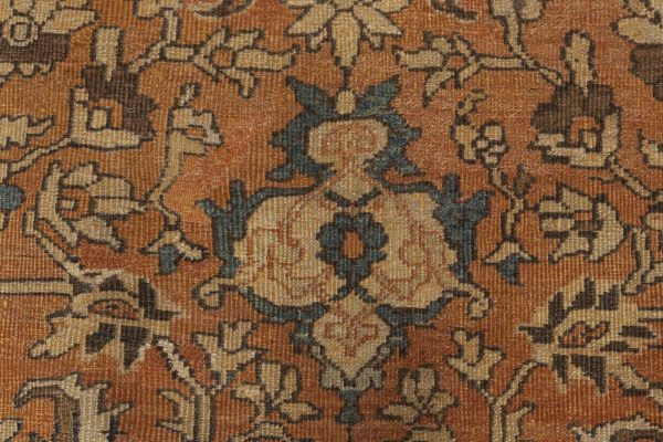 Antique Persian Sultanabad Rug BB0473