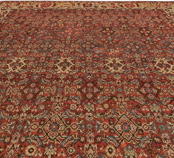 Vintage Persian Sultanabad Rug BB6029