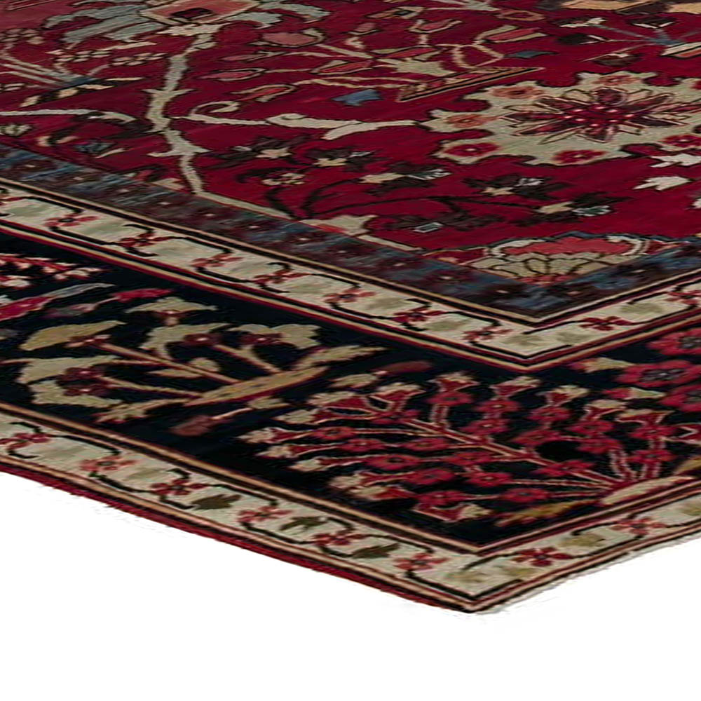 Antique Persian Sultanabad Rug BB1325