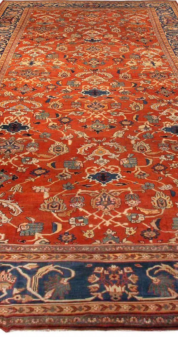 Antike Perser Sultanabad Teppich BB1354