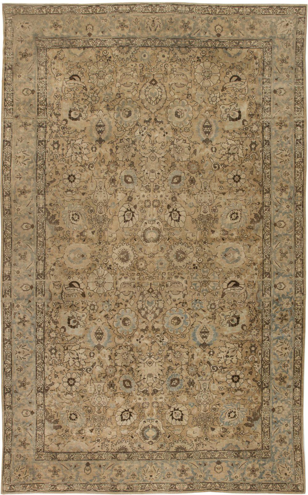 Antique Persian Tabriz BB6324