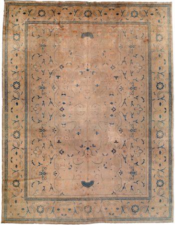Vintage Persisch Tabriz Teppich BB0678