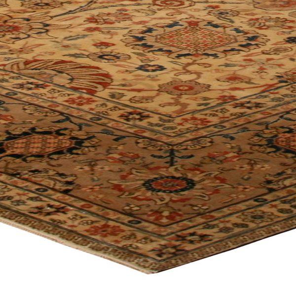 Antique Persian Tabriz Carpet BB1696