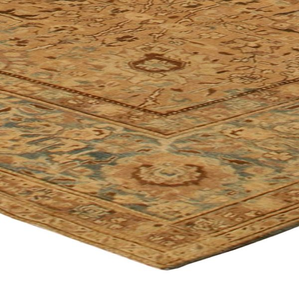 Antique Persian Tabriz Carpet BB2137